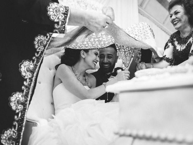 Maseeh and Yalda's wedding in Vaughan, Ontario 2