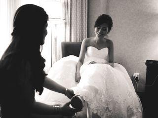 The wedding of Charlene and Abshalom 2