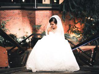 The wedding of Charlene and Abshalom 3