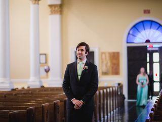 The wedding of Linh and Nathan 3