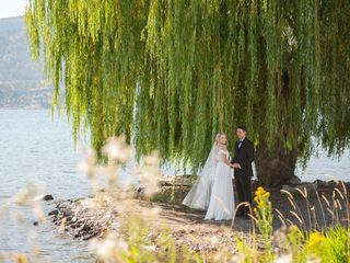The wedding of Tanja and Nelson