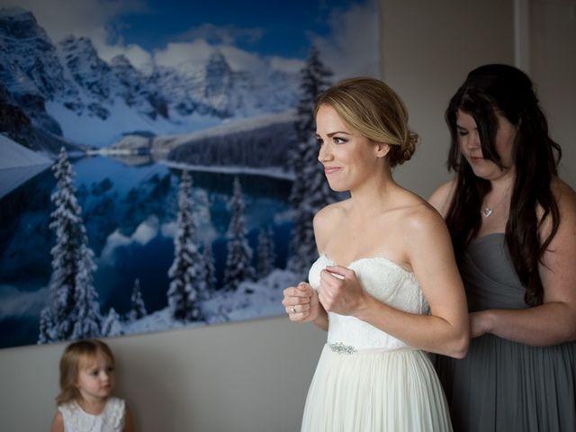 Matt and Alaina's wedding in Calgary, Alberta 8
