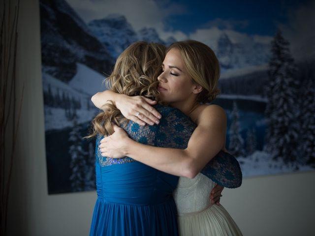 Matt and Alaina's wedding in Calgary, Alberta 9