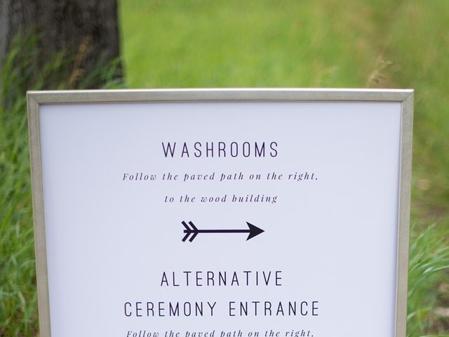Matt and Alaina's wedding in Calgary, Alberta 15