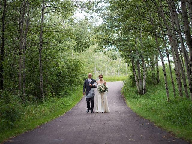 Matt and Alaina's wedding in Calgary, Alberta 22
