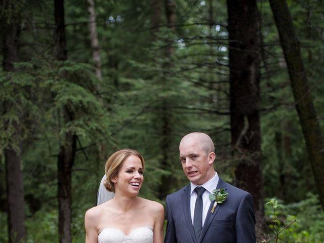 Matt and Alaina's wedding in Calgary, Alberta 32