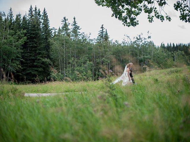 Matt and Alaina's wedding in Calgary, Alberta 38