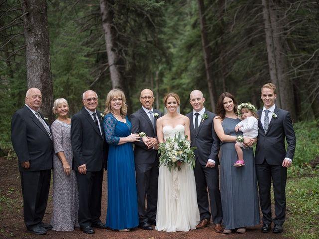 Matt and Alaina's wedding in Calgary, Alberta 39