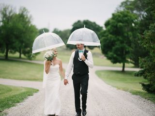 The wedding of Alyssa and Benjamin