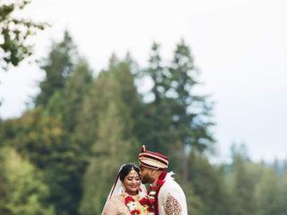 The wedding of Serisha and Shawn 2