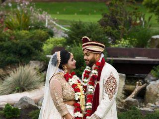 The wedding of Serisha and Shawn