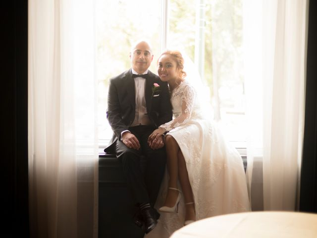 The wedding of Danilo and Pamy