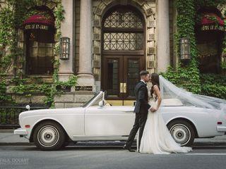 The wedding of Alexandra and Gianpiero