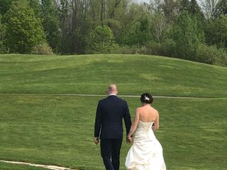 The wedding of Katrina and Jason 3