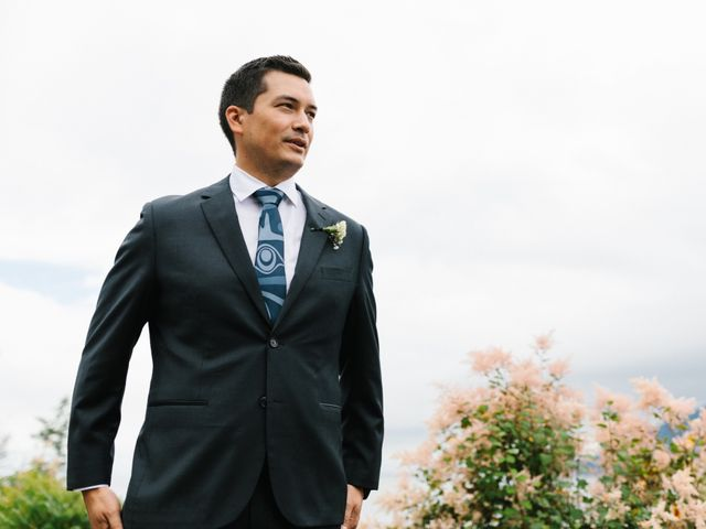 Rob and Katie's wedding in West Vancouver, British Columbia 5