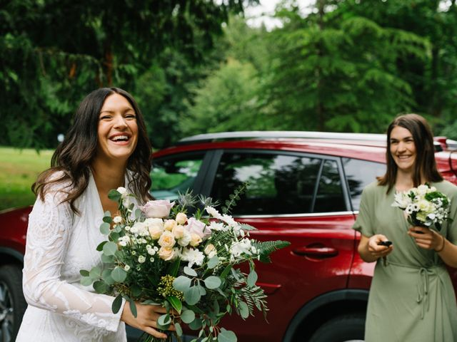 Rob and Katie's wedding in West Vancouver, British Columbia 6