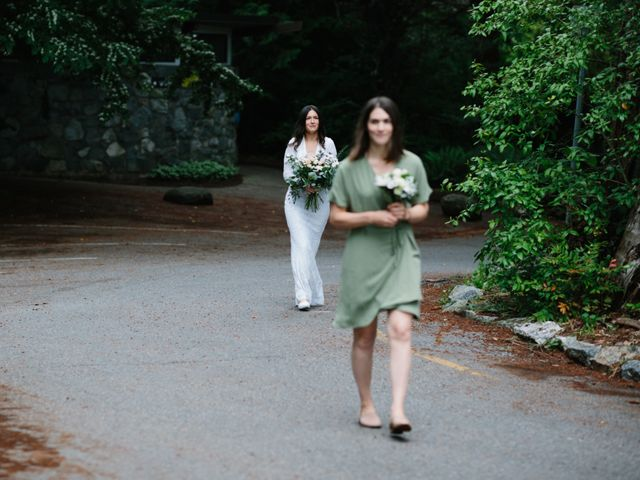 Rob and Katie's wedding in West Vancouver, British Columbia 7