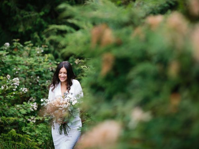 Rob and Katie's wedding in West Vancouver, British Columbia 8