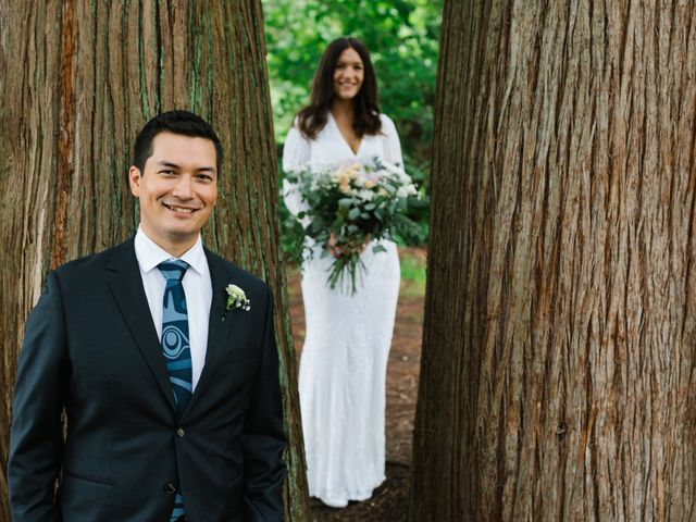 Rob and Katie's wedding in West Vancouver, British Columbia 21