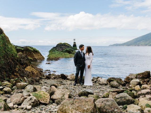 Rob and Katie's wedding in West Vancouver, British Columbia 28