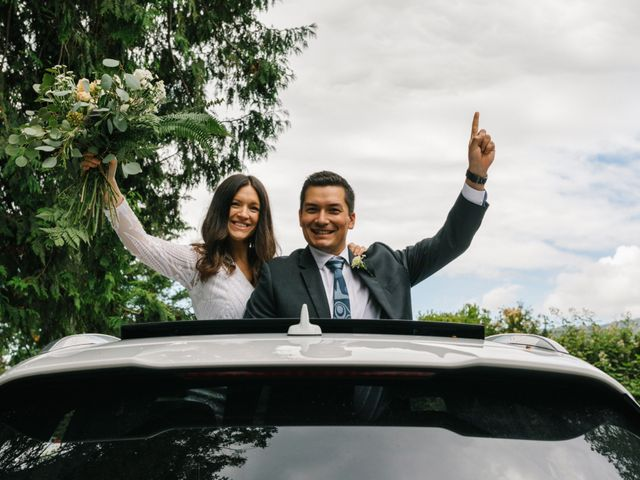 Rob and Katie's wedding in West Vancouver, British Columbia 39
