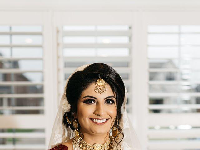 Ayman and Laveza's wedding in Caledon, Ontario 5