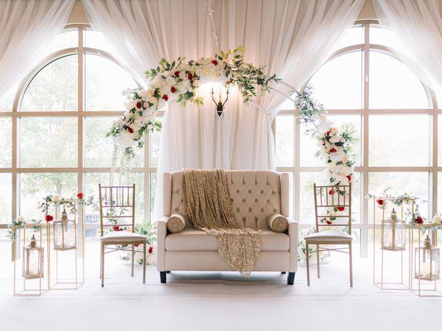 Ayman and Laveza's wedding in Caledon, Ontario 6