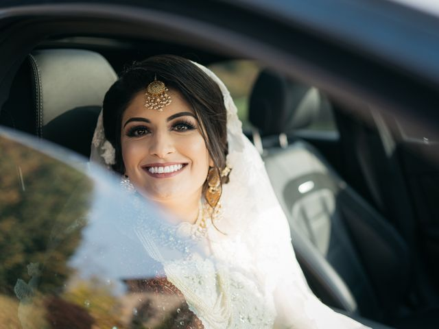 Ayman and Laveza's wedding in Caledon, Ontario 10
