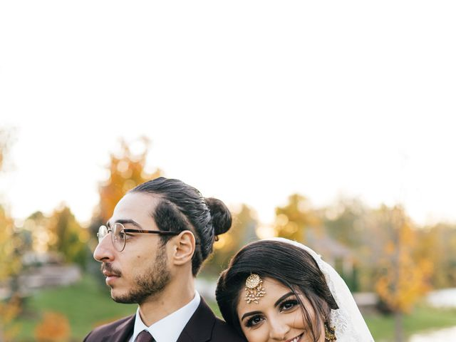 Ayman and Laveza's wedding in Caledon, Ontario 16