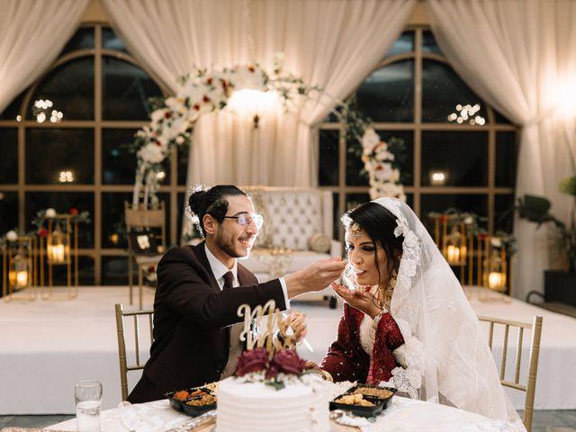 Ayman and Laveza's wedding in Caledon, Ontario 17
