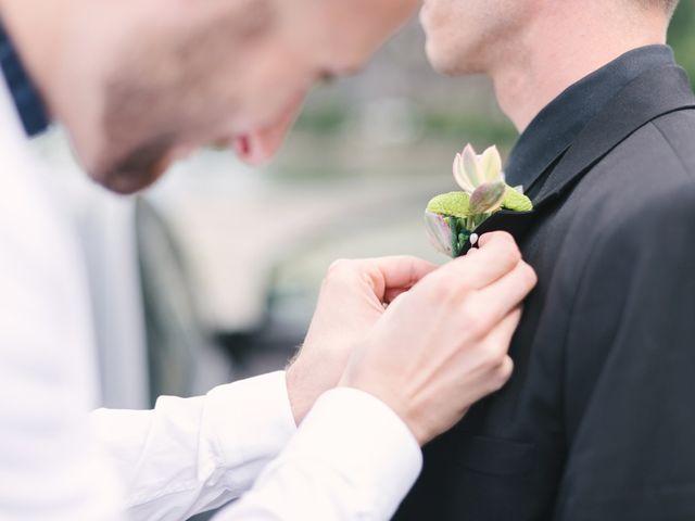 Craig and Tessa's wedding in Squamish, British Columbia 3