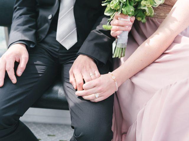 Craig and Tessa's wedding in Squamish, British Columbia 11