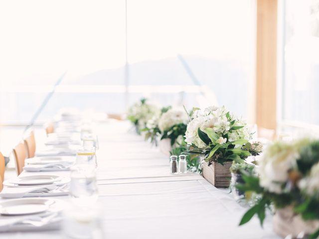 Craig and Tessa's wedding in Squamish, British Columbia 13