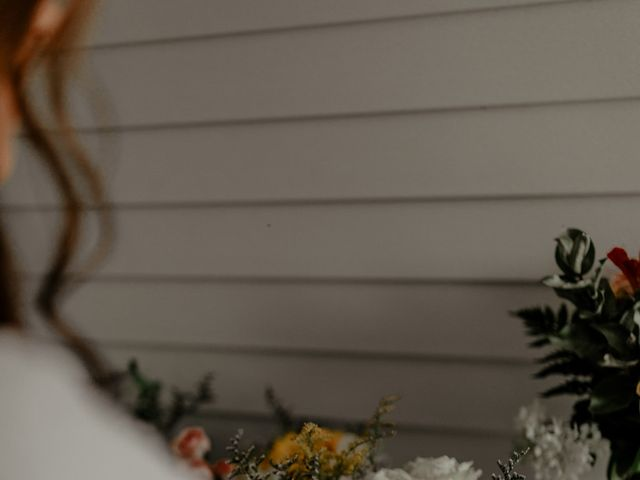 James and Vero's wedding in Harrington, Quebec 5