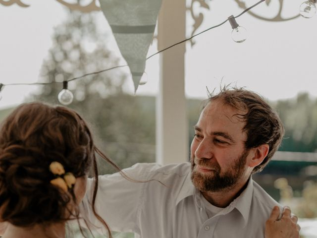 James and Vero's wedding in Harrington, Quebec 18