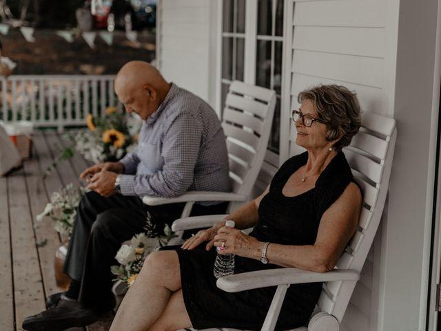 James and Vero's wedding in Harrington, Quebec 25