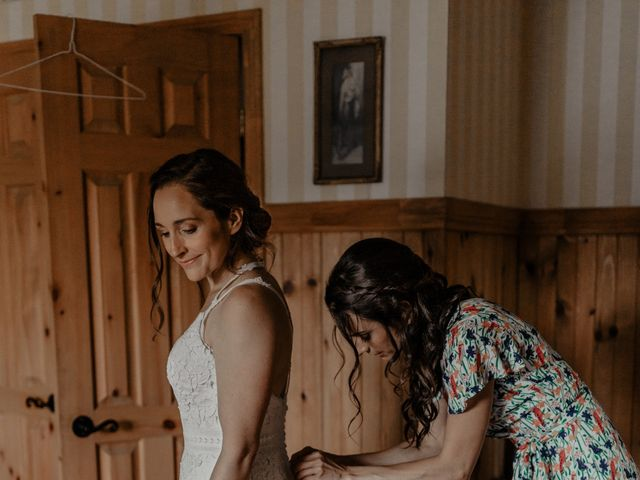 James and Vero's wedding in Harrington, Quebec 51