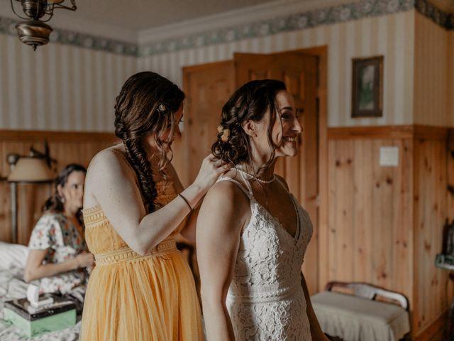 James and Vero's wedding in Harrington, Quebec 54