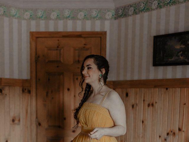 James and Vero's wedding in Harrington, Quebec 57