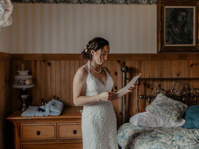 James and Vero's wedding in Harrington, Quebec 63