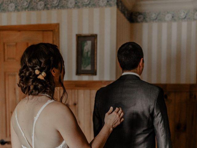 James and Vero's wedding in Harrington, Quebec 64