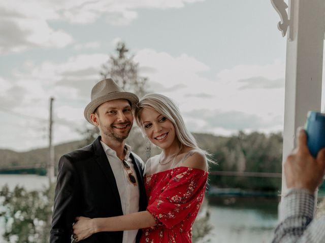 James and Vero's wedding in Harrington, Quebec 75