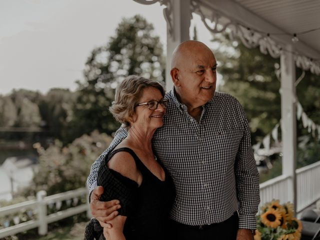 James and Vero's wedding in Harrington, Quebec 76