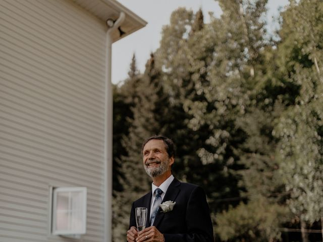James and Vero's wedding in Harrington, Quebec 84