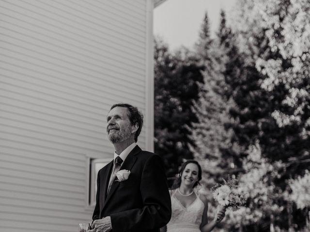 James and Vero's wedding in Harrington, Quebec 86