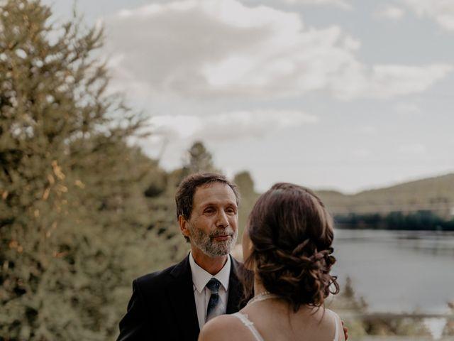 James and Vero's wedding in Harrington, Quebec 87