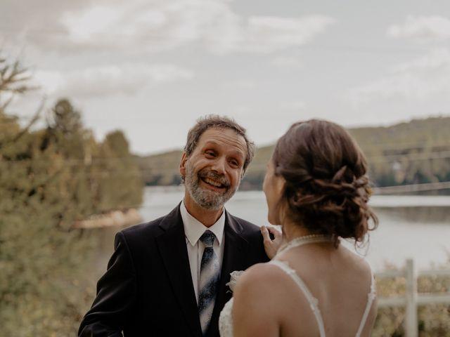 James and Vero's wedding in Harrington, Quebec 88