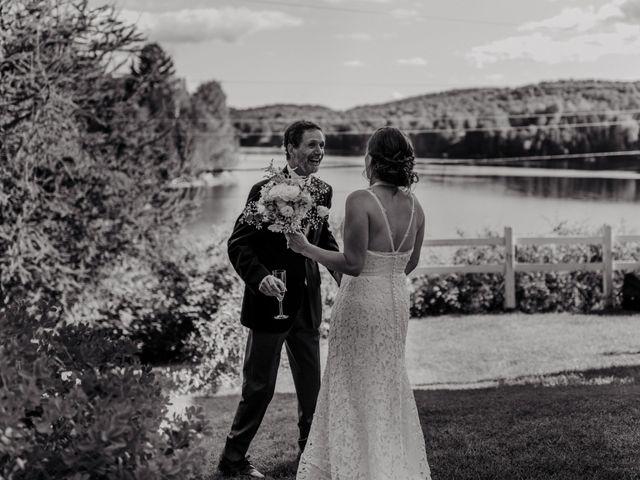 James and Vero's wedding in Harrington, Quebec 90