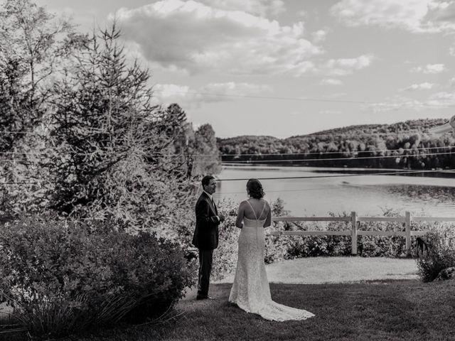 James and Vero's wedding in Harrington, Quebec 94