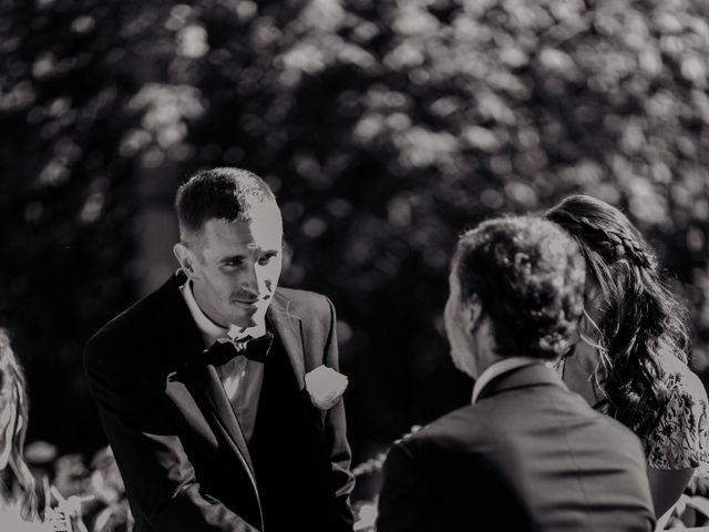 James and Vero's wedding in Harrington, Quebec 96